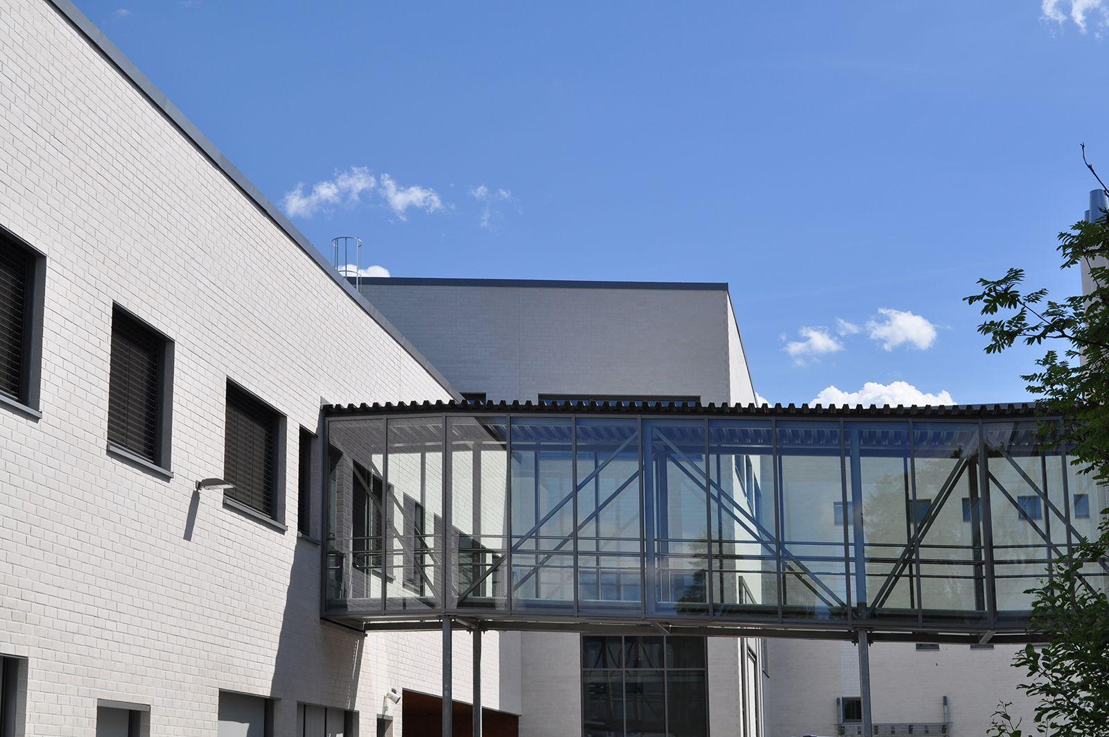 Ny skolebygning