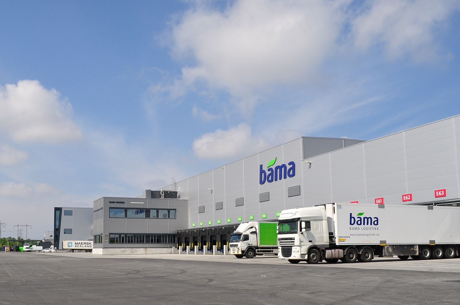 BAMAs nye hovedkontor